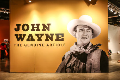 John Wayne Large Photo